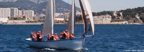 19 équipages à Toulon pour le rallye des troupes marines de Méditerranée !